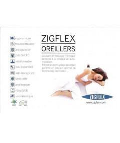 Relax Matelas 70x190 pour Sommier électrique ou mécanique Déhoussable - Poli Lattex + Oreiller à valeur 89 €