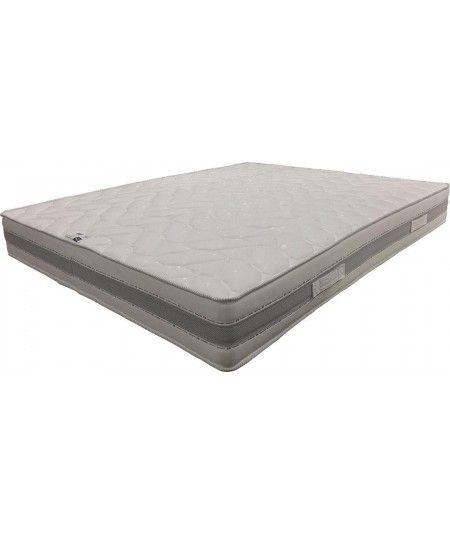 Matelas Ressorts ensachés - Soutien Très Ferme -  23 cm  + Protège matelas Bed Dream