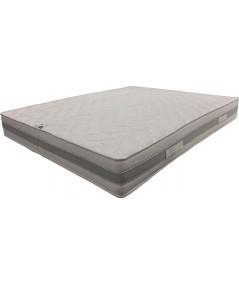 Matelas Ressorts ensachés - Soutien Très Ferme - 23 cm Très ventilé - Orthopédique Bed Dream