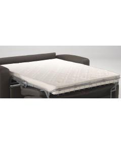 Matelas pour Canapé lit Latex Naturel-Tissu Strech très résistant - Hauteur 15 cm - Soutien Ferme - Orthopédique FIRST15