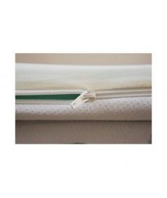 Matelas pour Sommier Articulé - Soutien Très Ferme Housse Lavable à 30° + 2 Protèges Matelas OFFERTS Relax King