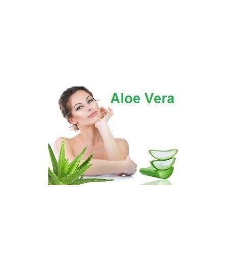 Lot de 2 Matelas Mousse Poli Lattex Indéformable Brevettée - Hauteur 19 cm - Soutien Ferme - Tissu Doux à l'Aloe Vera Luxe Aloe