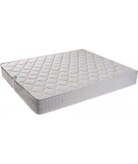 Lot de 5 Matelas - Tissu Ignifugé Hauteur 20 cm au Confort Ferme - Mousse Extrèmement Durable - anti feu