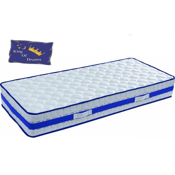 Lattex blue matelas 120x190 hauteur 29 cm face hiver avec laine merinos f - Reconnaitre face hiver matelas ...